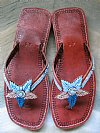 Shoes:  Maasai Beaded Sandals